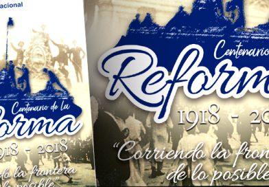 100 Aniversario de la Reforma Universitaria.